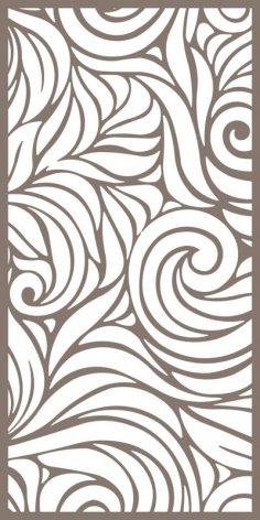 Abstract Art Patterns Wallpaper CDR File