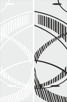 Abstract Spiral Endless Staircase Vector CDR File