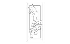 Separator Design dxf File