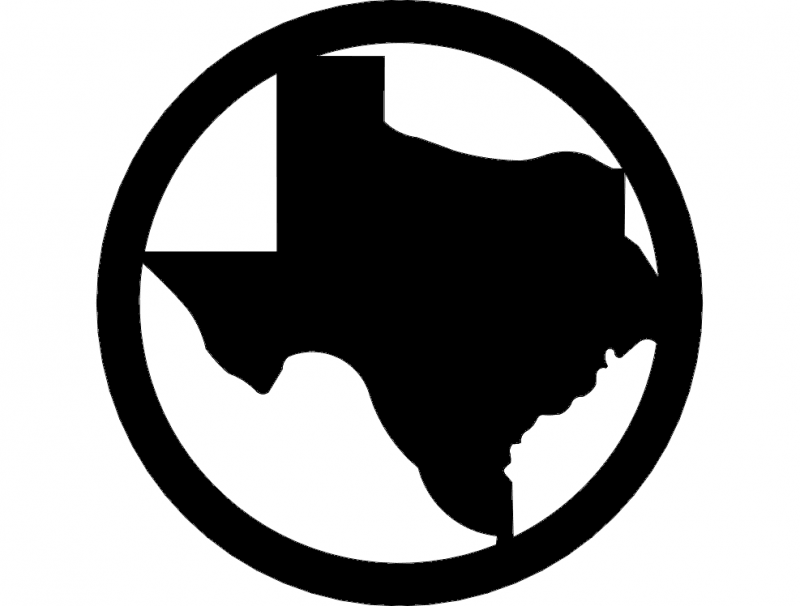 Texas Dxf File Free Download 3axis Co