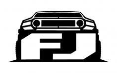 Fj dxf File