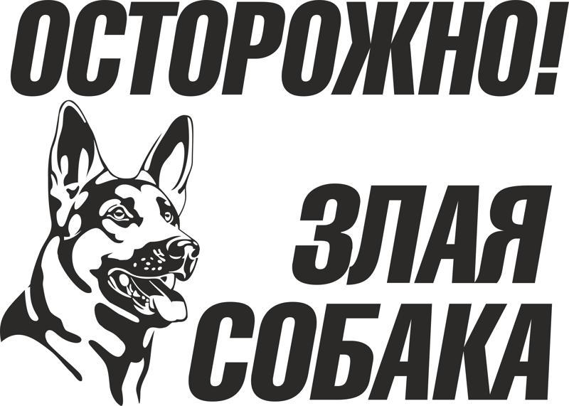 Ostorozhno Zlaya Sobaka CDR File