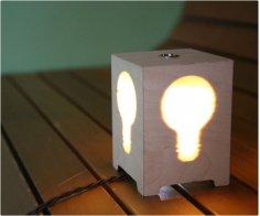 Hidden lamp dxf File
