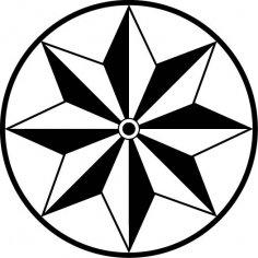 Star Design 09 EPS File