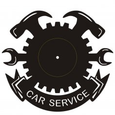 Clock Car Service CDR File