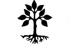 Plant dxf File