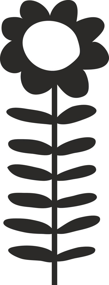 Sunflower Symbol Dxf File Free Download 3axis