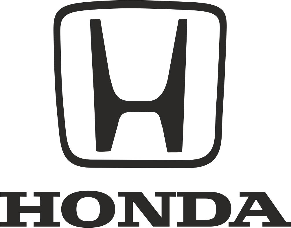 Honda Logo Vector CDR File
