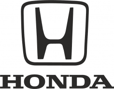 Honda Logo Vector CDR File