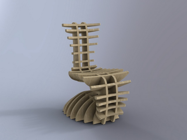 Chair 2 Dxf Free Download 3axis Co