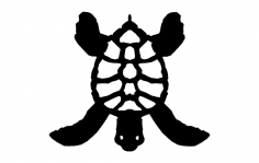 Turtle 2 dxf File