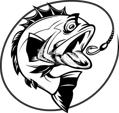 Bass Fish Outline Dxf File Free Download 3axis Co