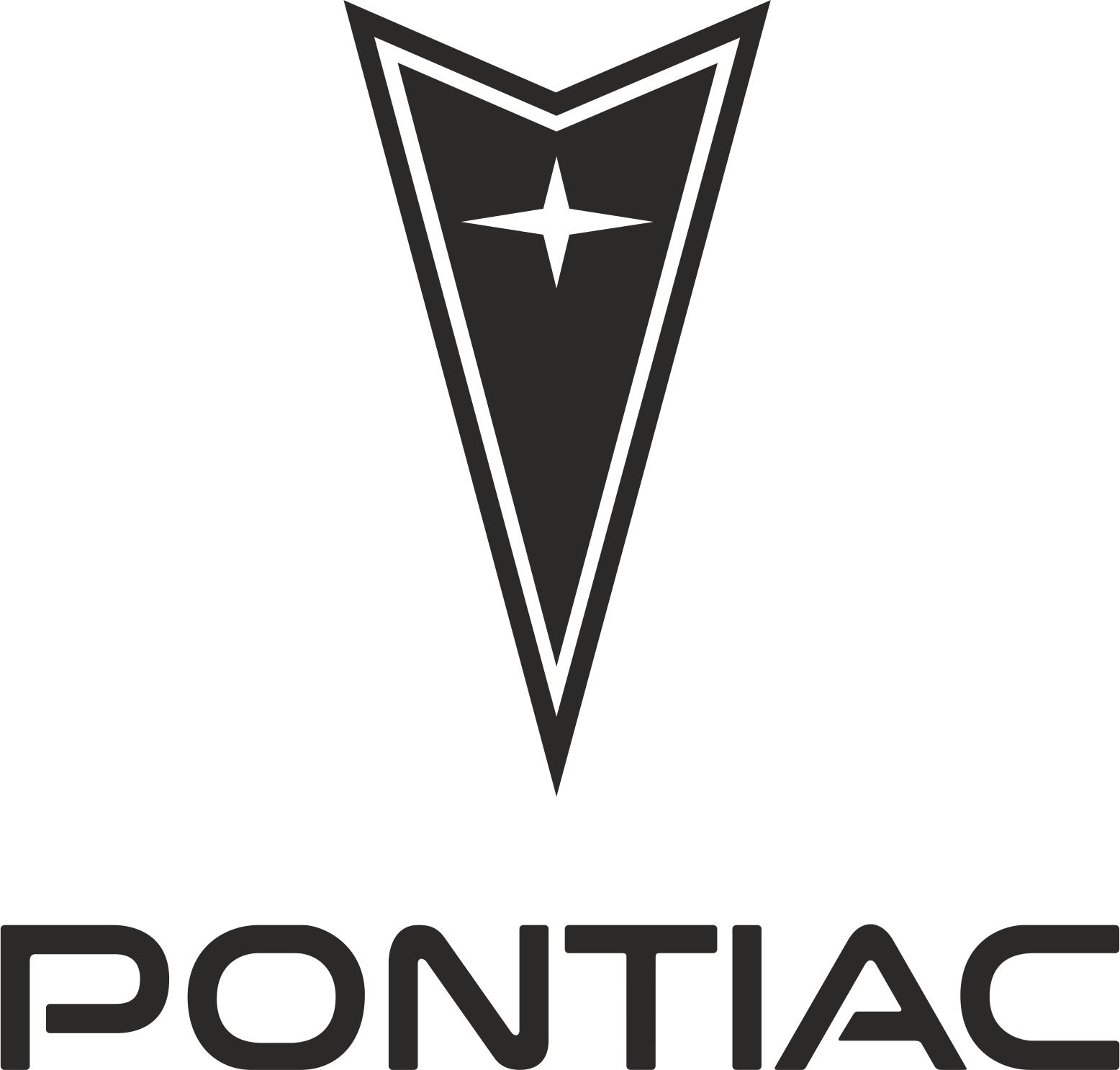 Pontiac Logo Vector CDR File