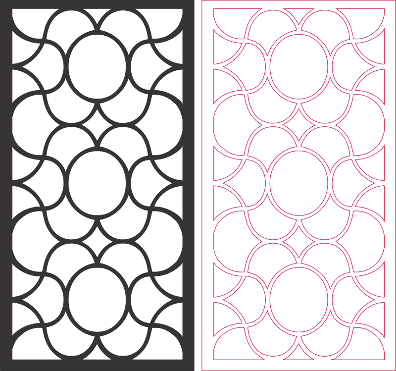Dxf Pattern Designs 2d 161 Dxf File Free Download 3axis Co