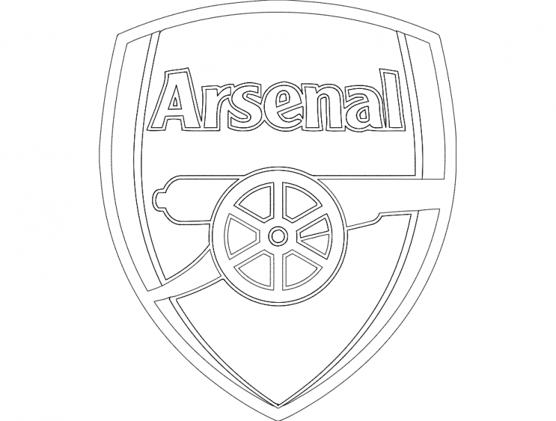 Arsenal Dxf File Free Download 3axis Co