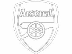 Arsenal dxf File
