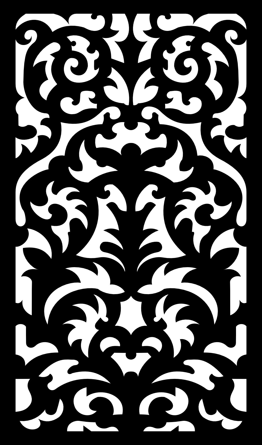Floral Pattern Svg File Free Download 3axis Co
