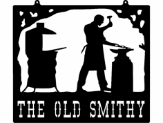 Old Smithy dxf File