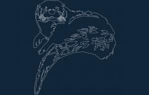 Animals 2.39.dxf file
