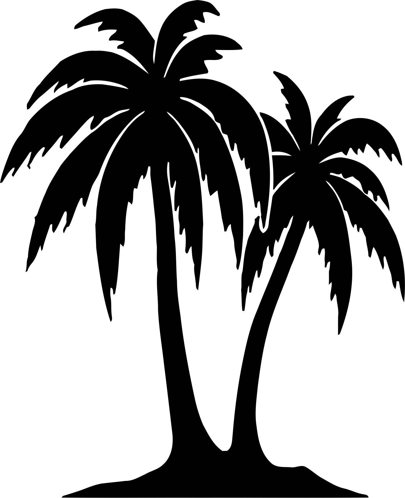 tree vinyl decals vector free vector cdr download 3axisco