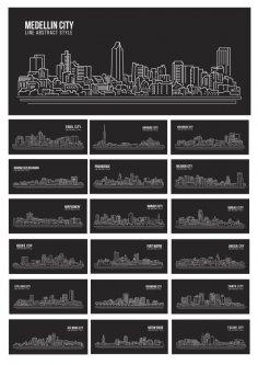 City Line Landscape CDR File