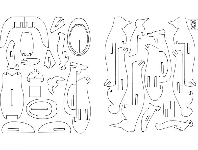 100+ Dinosaur Puzzle Dxf – yasminroohi