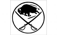 Buffalo dxf File