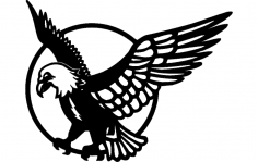 Eagle 6 dxf File