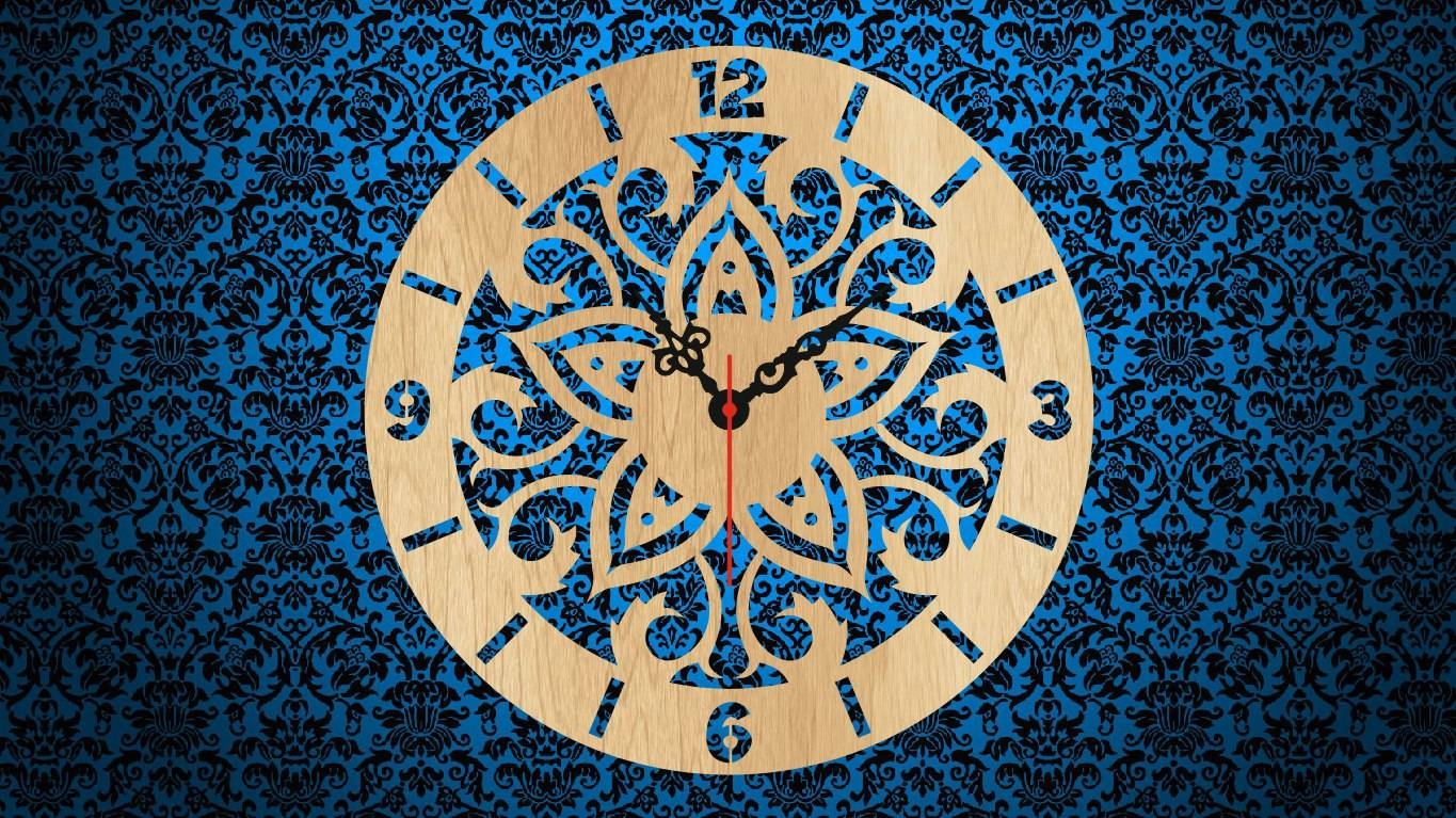 Clock Free Vector cdr Download - 3axis co