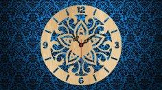 Clock CDR File