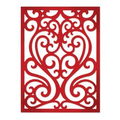 Grille Pattern Free Vector