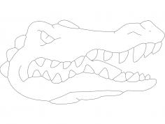 Gator dxf File