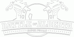Battle of Alberta DXF File