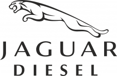 Jaguar Diesel Logo Vector CDR File