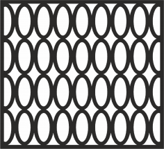 Seamless Curved Shape Pattern CDR File
