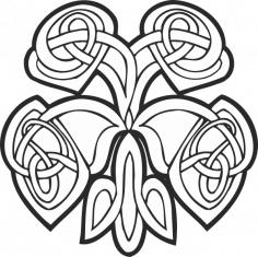 Celt Knot Vector CDR File