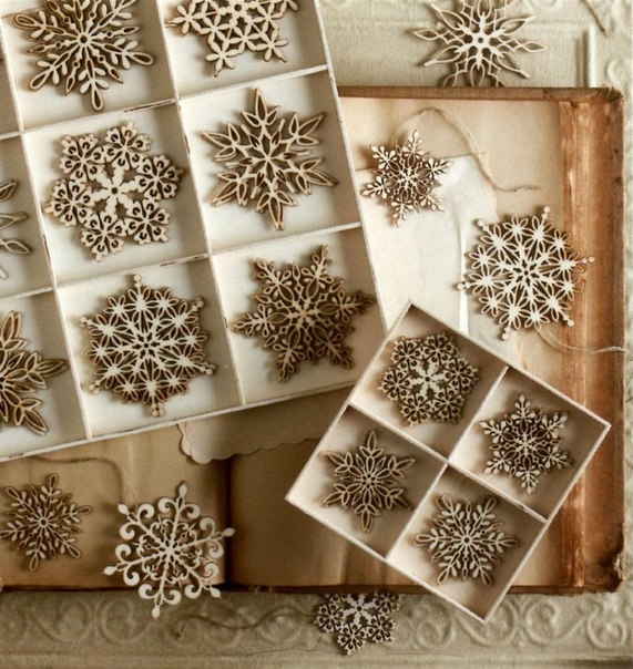 Laser Cut Christmas Tree Snowflakes Free Vector Cdr Download 3axis Co