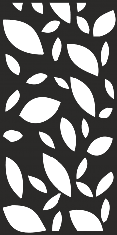 Floral Vector Pattern CDR File