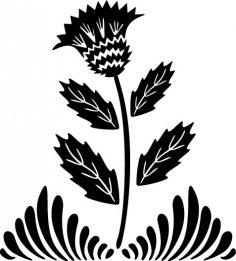 Flower 20 EPS File