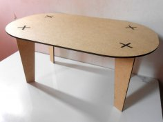 Table 3d dxf File