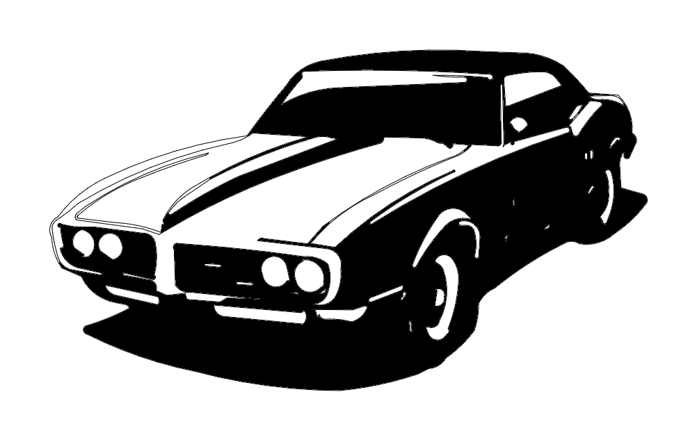 67 Firebird Dxf File Free Download 3axis Co