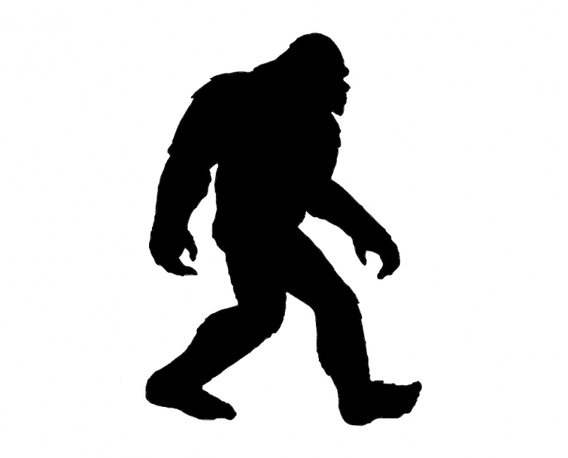 Big Foot dxf File