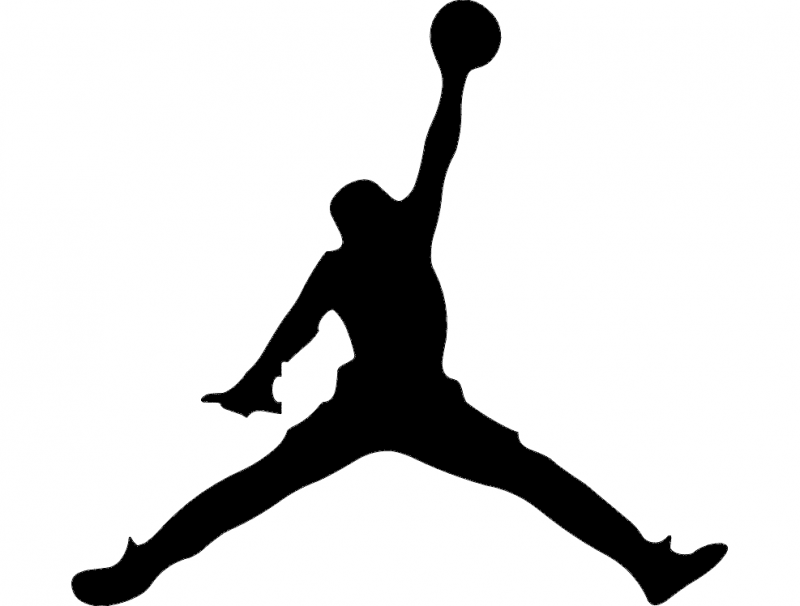 Air Jordan Dxf File Free Download 3axis Co