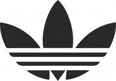 Adidas Logo Vector CDR File