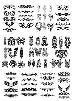 Tribal Graphics Tattoo Designs