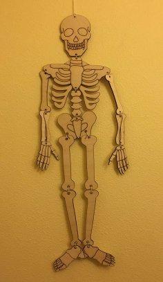 Skeleton CDR File