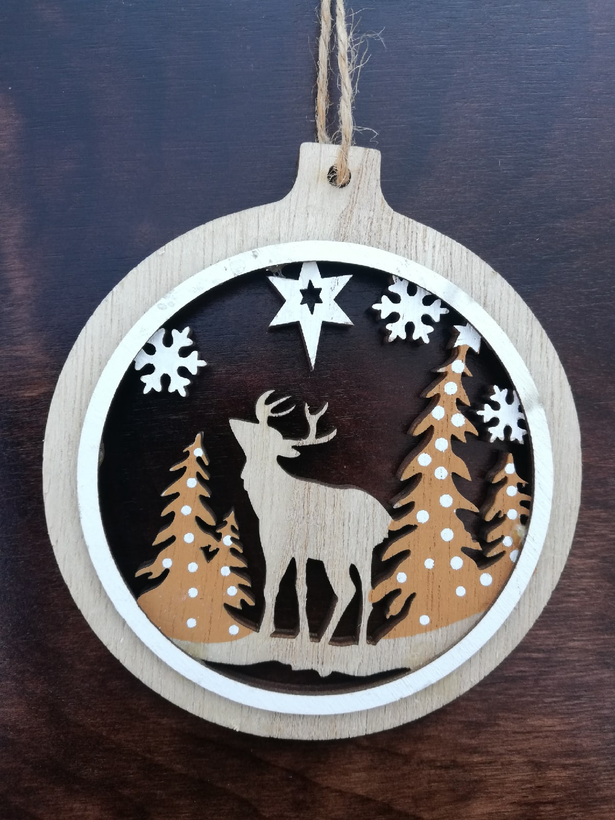 Laser Cut Christmas Themed Pendant Christmas Ball Ornament Free Vector Cdr Download 3axis Co