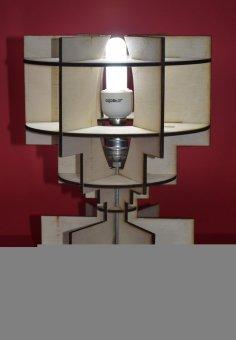 Lari Lamp dxf File