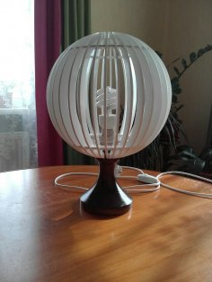 Modern Table Lamp CDR File