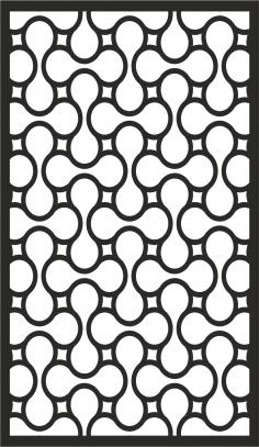 Seamless Pattern Vector Art CDR File